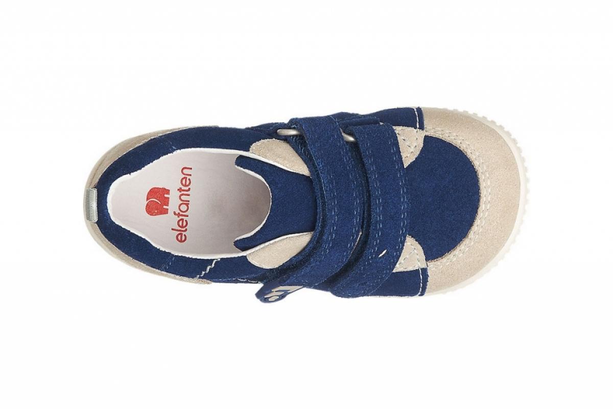 Купить онлайн Ботиночки на двойной липучке