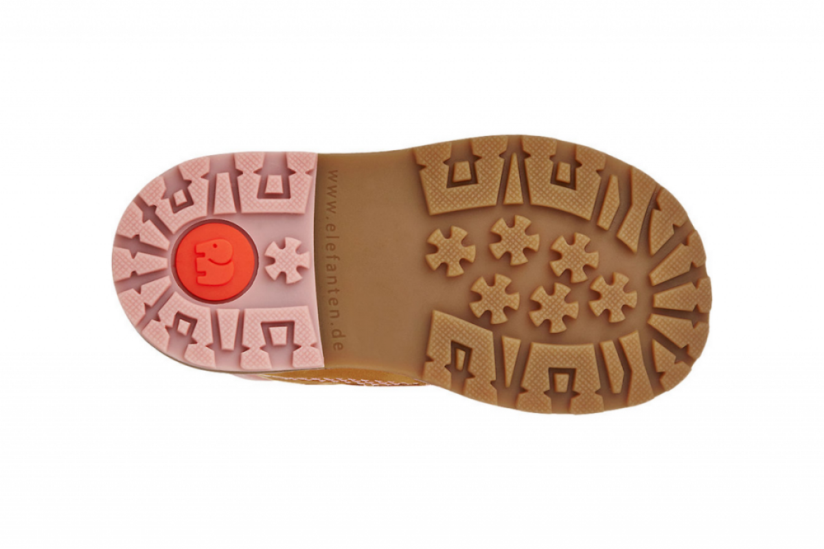 Купить онлайн Теплые деми ботиночки для девочки
