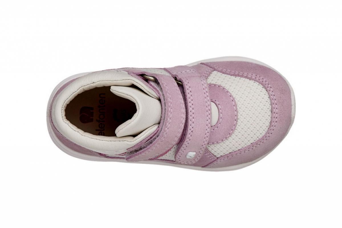 Купить онлайн Анатомические ботинки для малышки