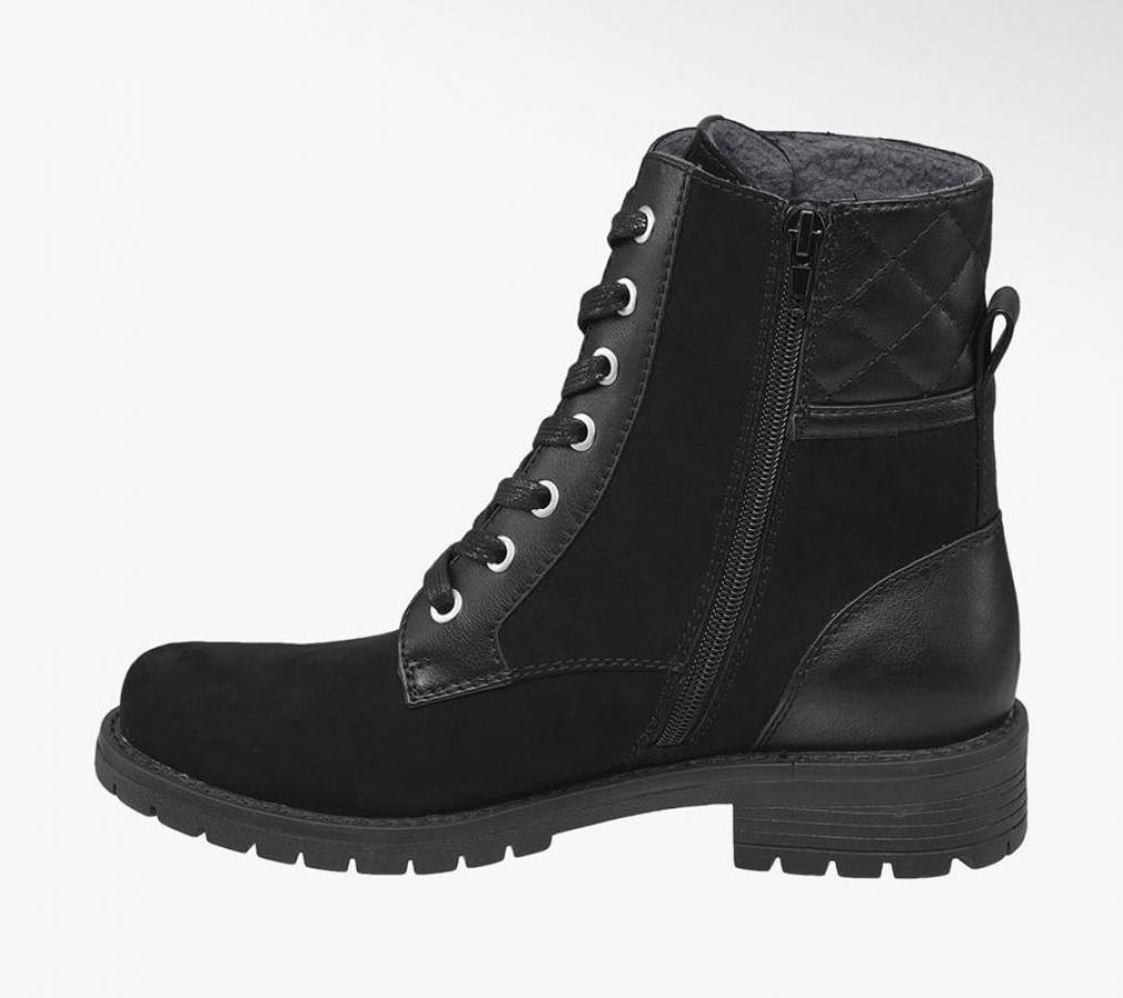 Купить онлайн Теплые демисезонные ботинки