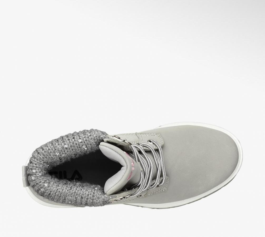 Купить онлайн Утепленные ботинки на шнуровке