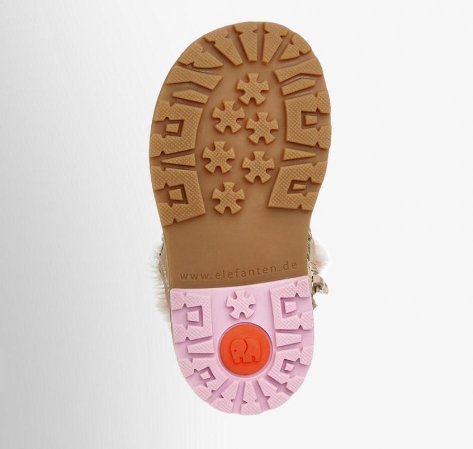Купить онлайн Гламурные ботиночки для девочки