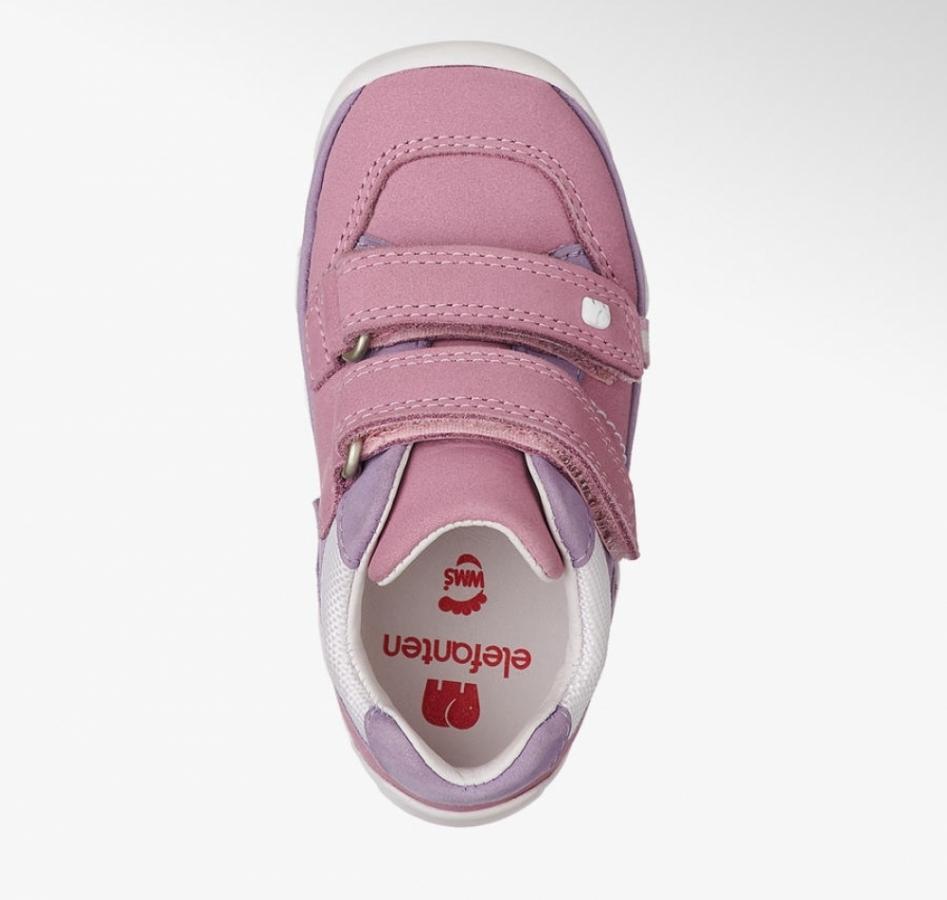 Купить онлайн Удобные ботинки пинетки для начальной ходьбы
