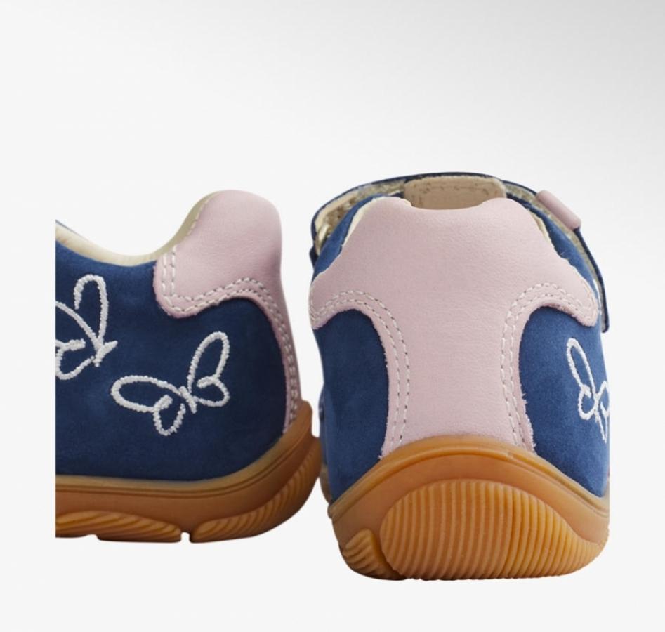 Купить онлайн Босоножки анатомические кожаные для девочки