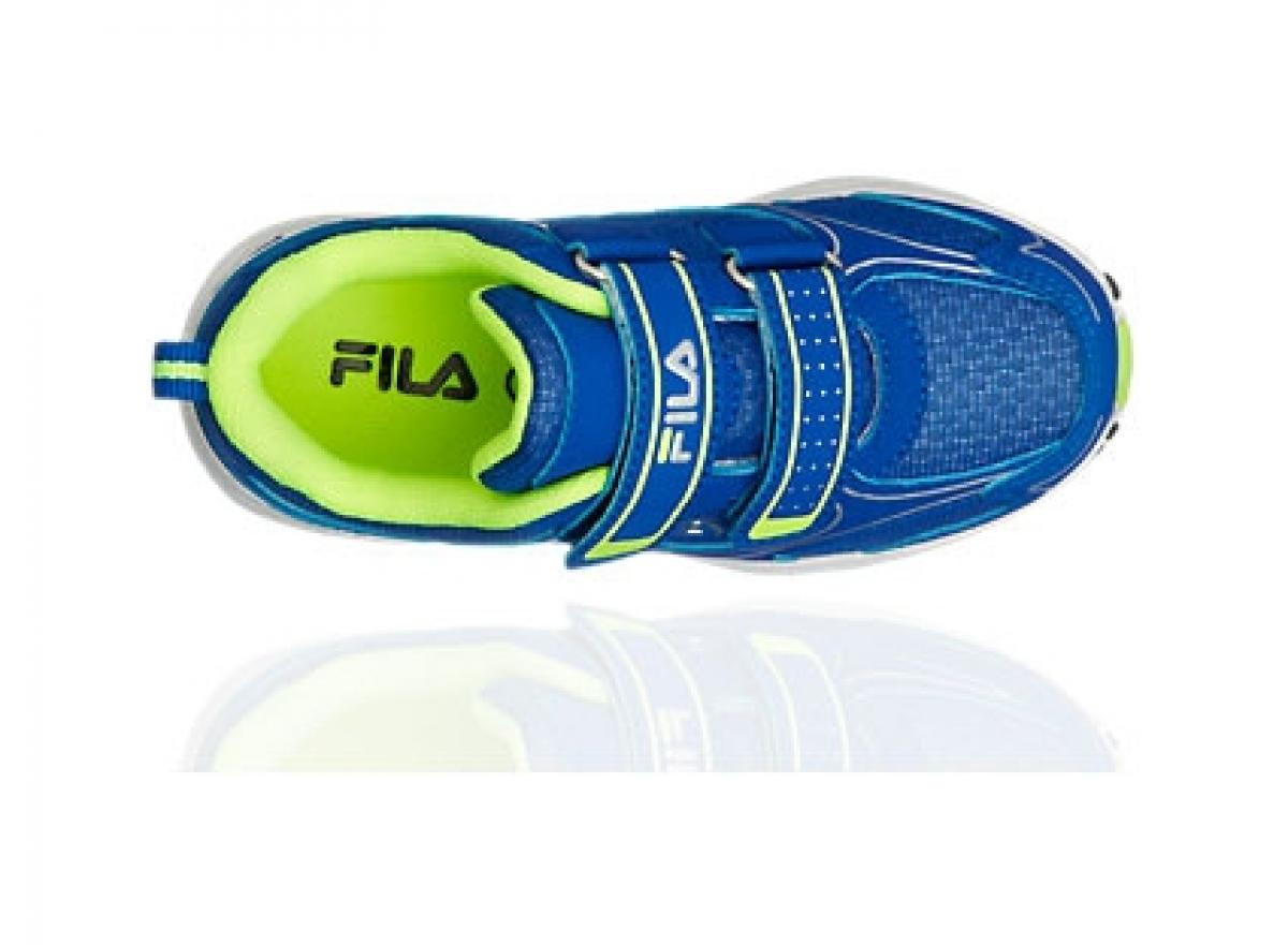 Купить онлайн Fila фирменные кроссовки на двойной липучке