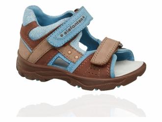 Elefanten стильные кожаные сандалики