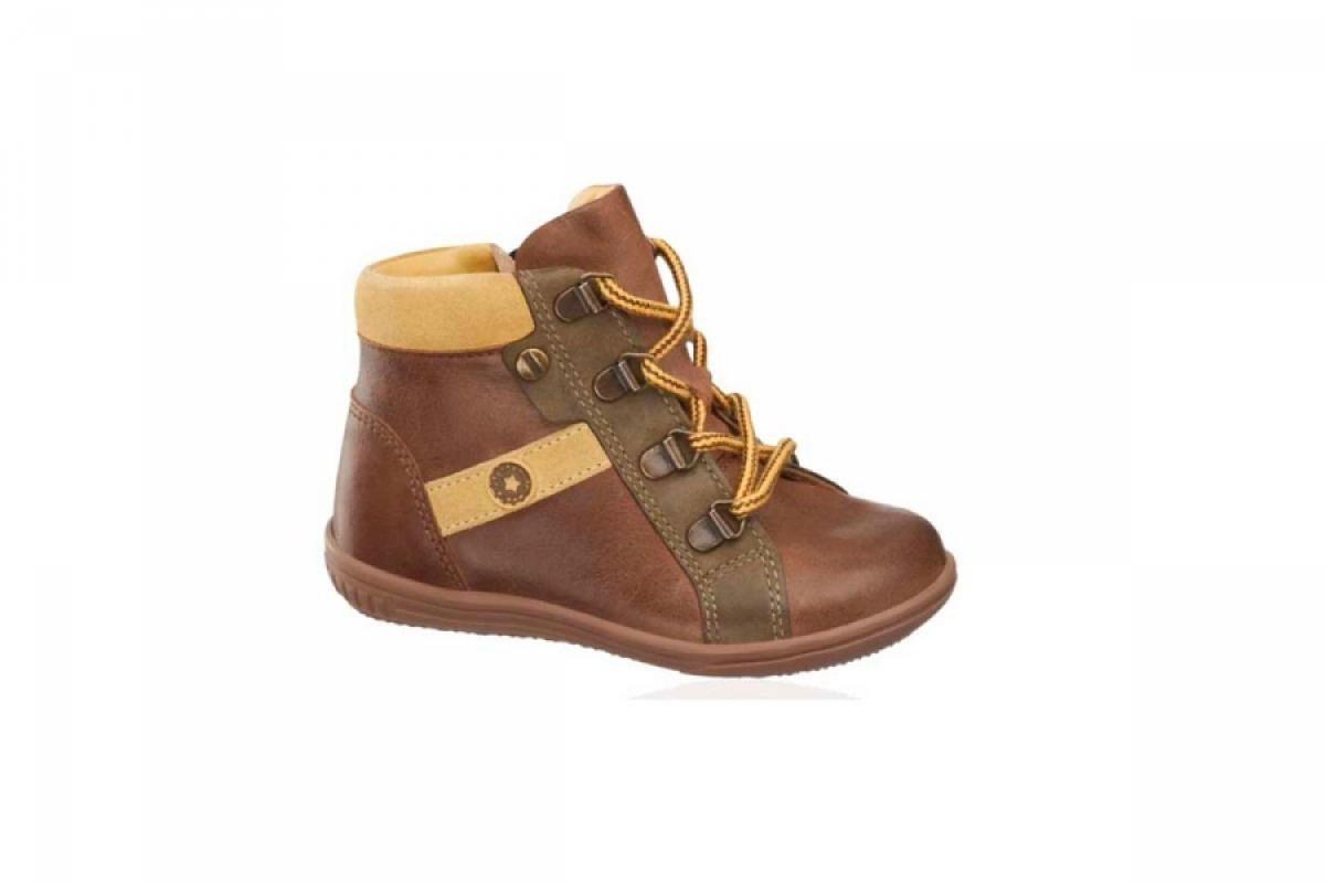 Купить онлайн Elefanten стильные кожаные деми  ботиночки