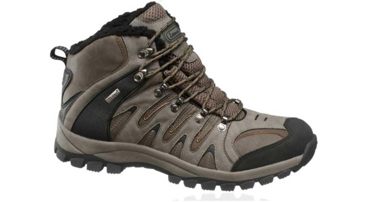 Купить онлайн Термо ботинки на шнурках для мужчин