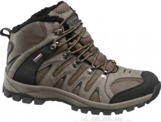 Термо ботинки на шнурках для мужчин