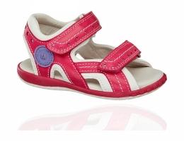 Elefanten кожаные сандалики для девочки