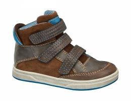 Теплые деми ботинки