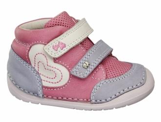 Пинетки ботинки кожаные анатомические ( El chico 1)