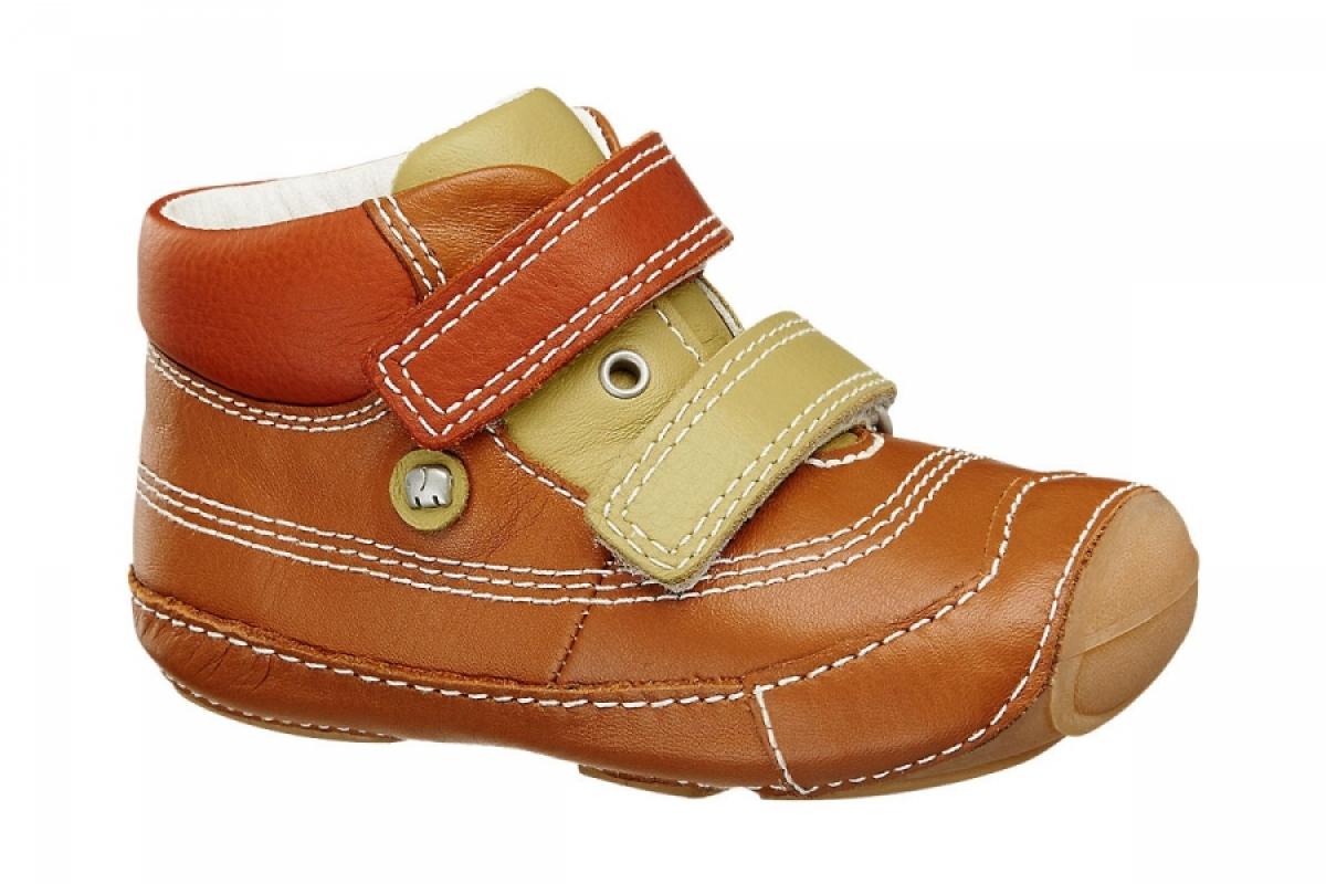 Купить онлайн Ботиночки  пинетки для крохи ( El chico 1)