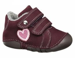Теплые ботиночки, пинетки для малышки