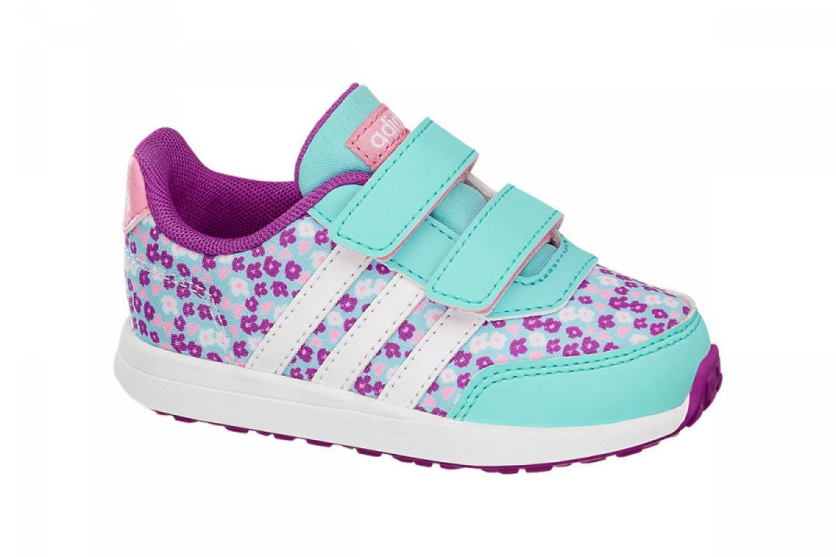 Купить онлайн Ретро кроссовочки для девочки