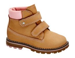 Теплые деми ботиночки для девочки