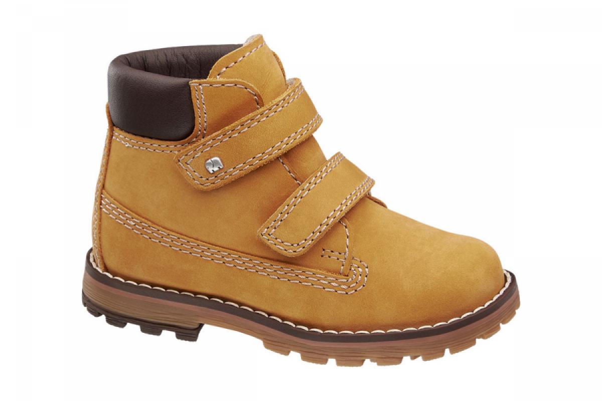 Купить онлайн Утепленные ботиночки для мальчика