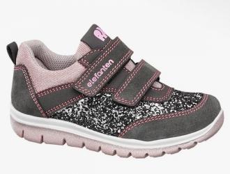 Гламурные ботинки для девочки