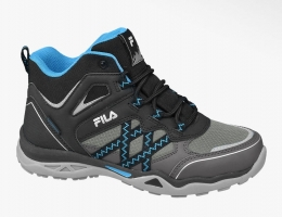 Водоотталкивающие мембранные (термо) кроссовки