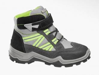 Водоотталкивающие термо кроссовки для мальчика