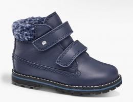Утепленные ботиночки для мальчика