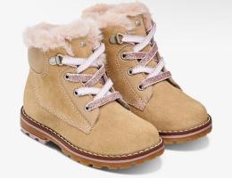 Гламурные ботиночки для девочки