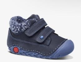 Утепленные ботинки пинетки для малыша (El chico 1)