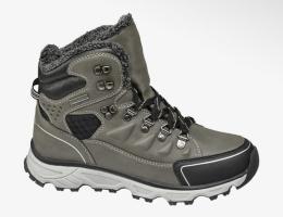 Зимние мембранные термо ботинки