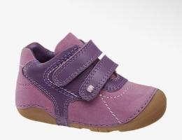 Кожаные пинетки ботинки для первых шагов ( El chico 1)