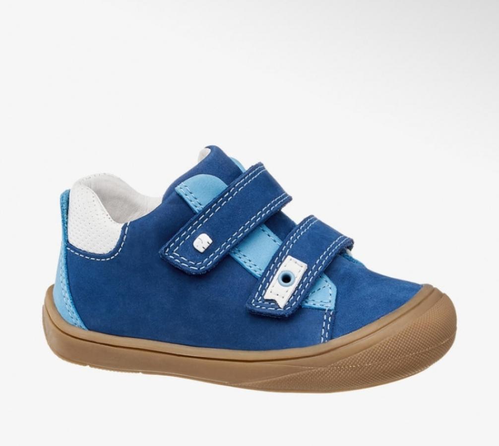 Купить онлайн Кожаные ботинки для мальчика