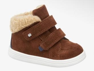 Утепленные ботинки для малыша