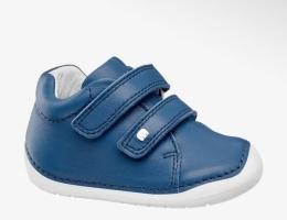 Удобные ботинки пинетки для начальной ходьбы El chico 1