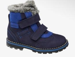 Теплые демисезонные ботинки