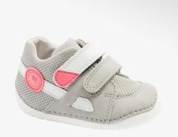 Удобные ботинки пинетки для начальной ходьбы