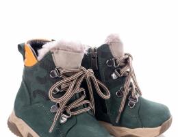Зимние теплые ботинки Tutubi